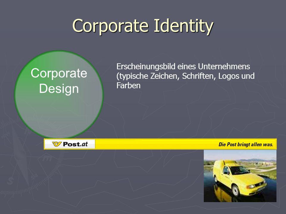 Corporate Identity Corporate Design