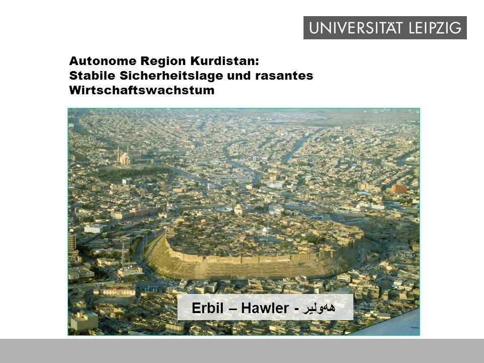 Erbil – Hawler - ههولیر