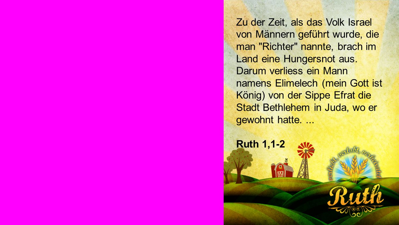 RUTH 1,1-2