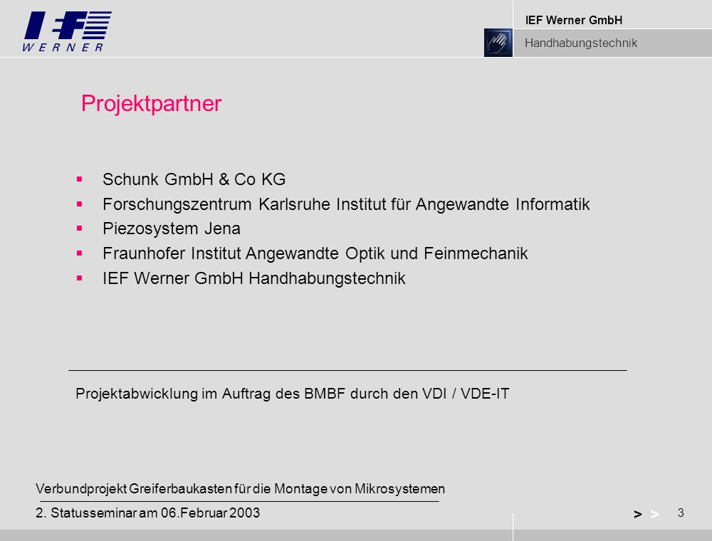 Projektpartner Schunk GmbH & Co KG