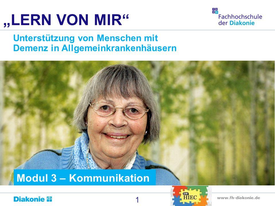 """""""LERN VON MIR Modul 3 – Kommunikation"""