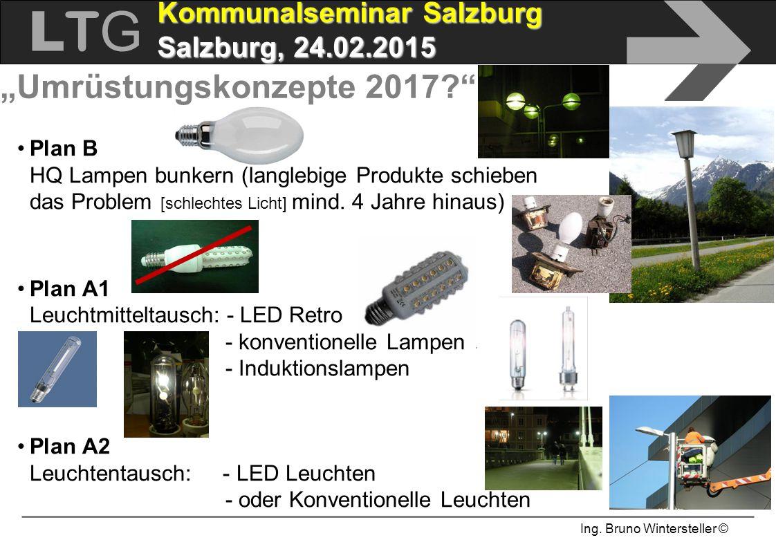 """""""Umrüstungskonzepte 2017"""