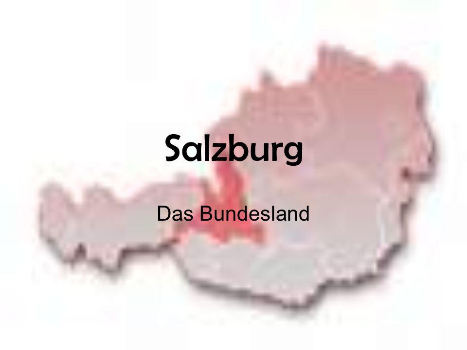 Salzburg Das Bundesland