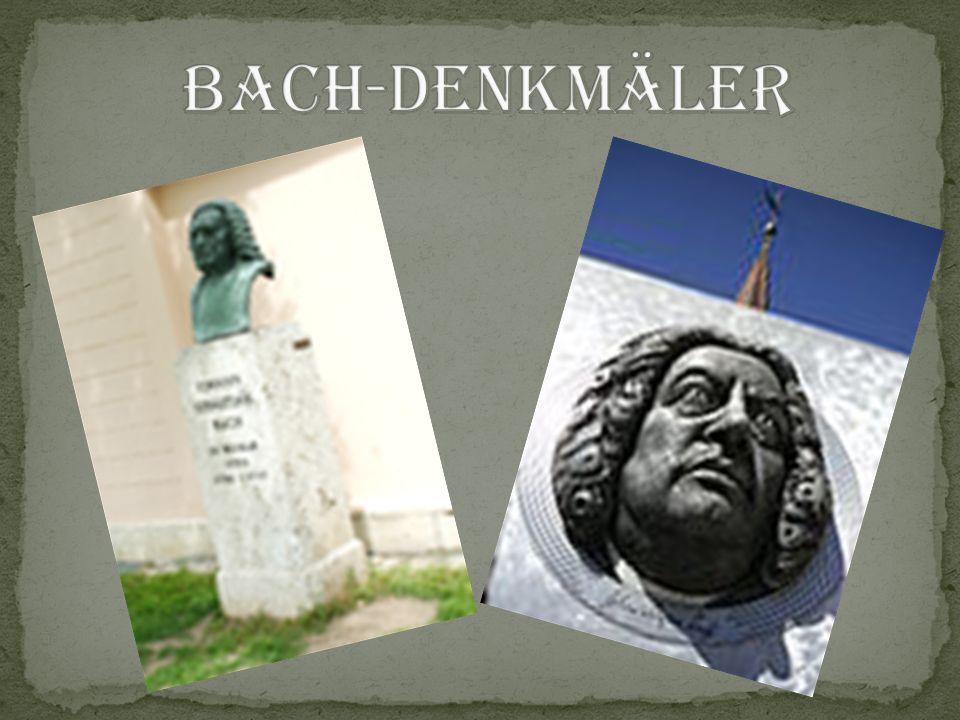 Bach-Denkmäler