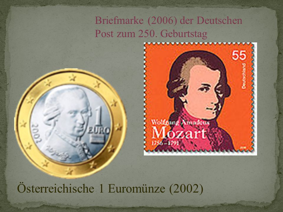 Österreichische 1 Euromünze (2002)