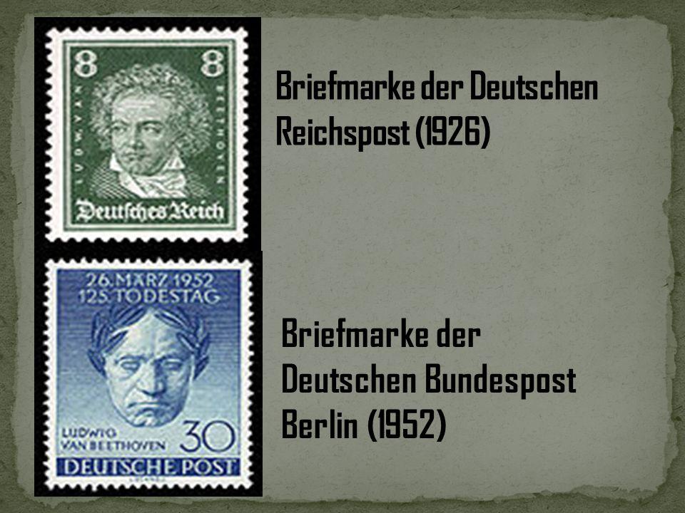 Briefmarke der Deutschen Reichspost (1926)
