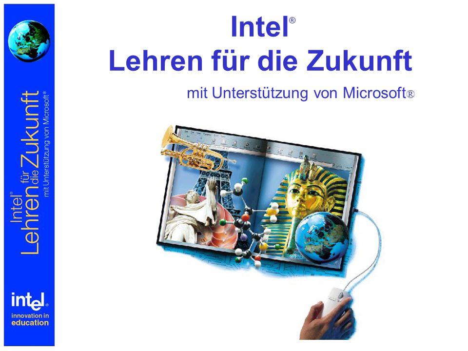 Intel® Lehren für die Zukunft