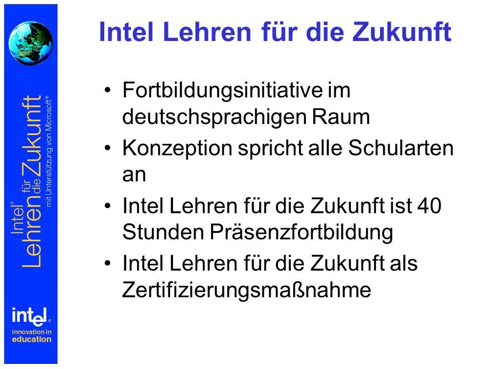 Intel Lehren für die Zukunft