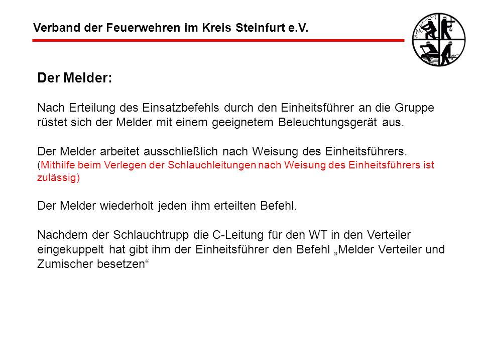 Der Melder: Verband der Feuerwehren im Kreis Steinfurt e.V.