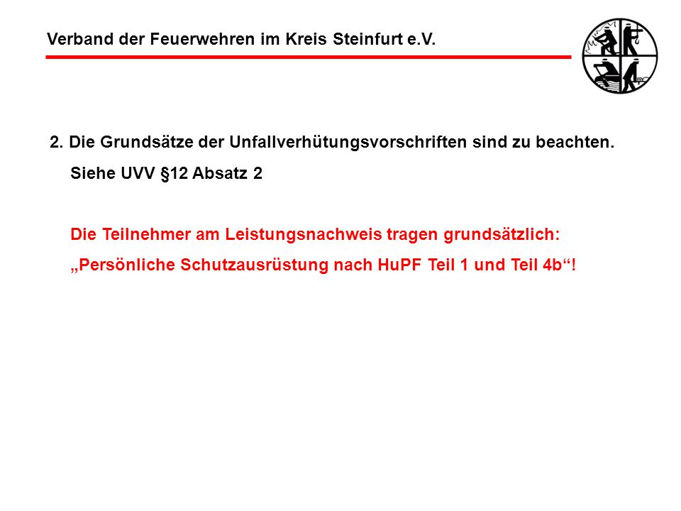 Verband der Feuerwehren im Kreis Steinfurt e.V.