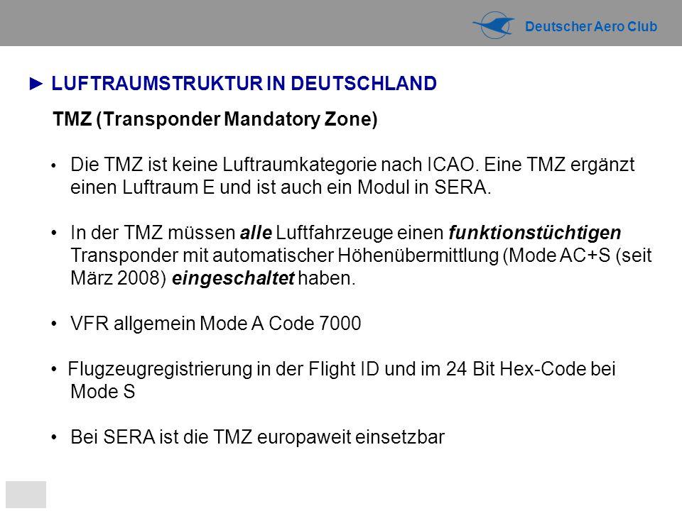 TMZ (Transponder Mandatory Zone)