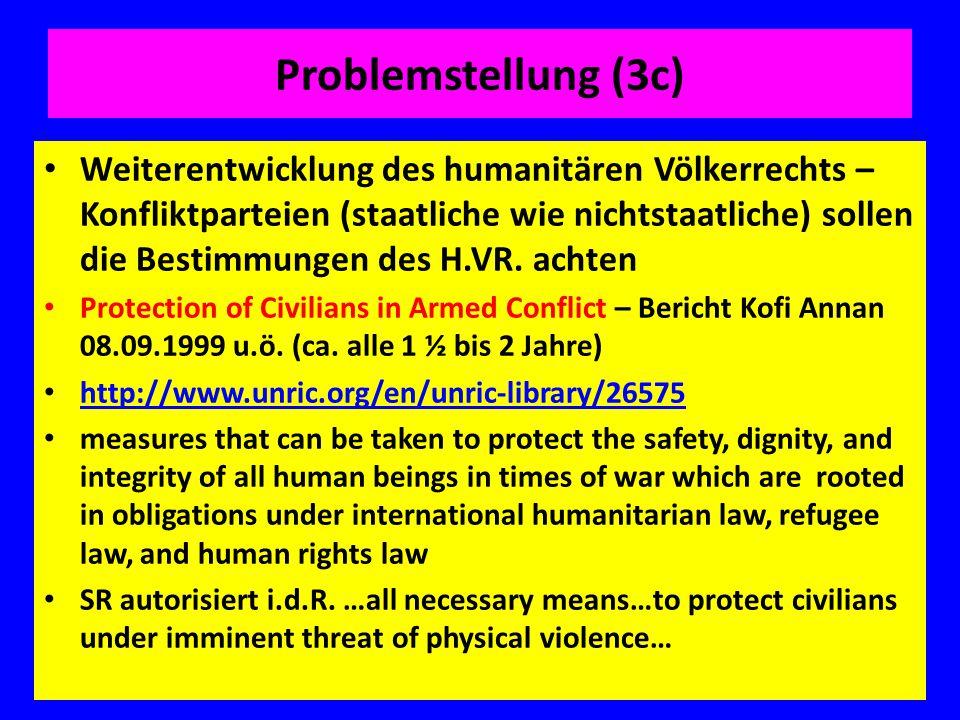Problemstellung (3c)