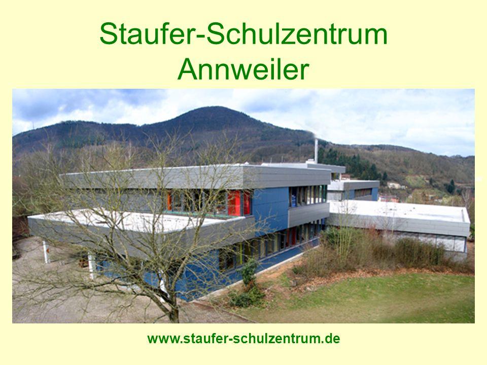 Staufer-Schulzentrum Annweiler