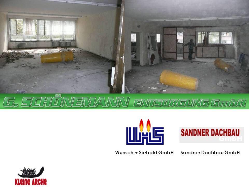 Wunsch + Siebald GmbH Sandner Dachbau GmbH