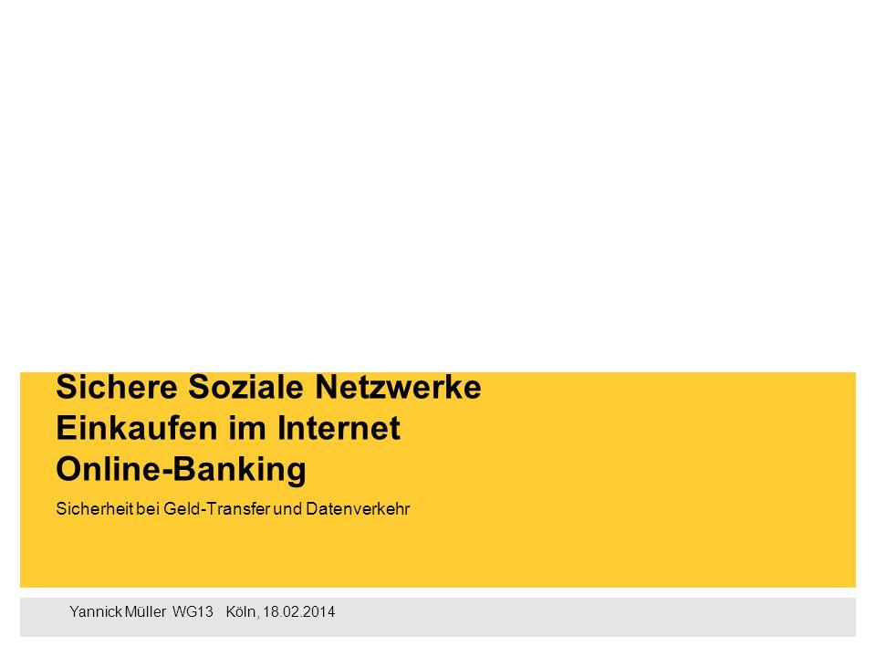 Agenda 1. Gefahren in sozialen Netzwerken Seite 1 2.