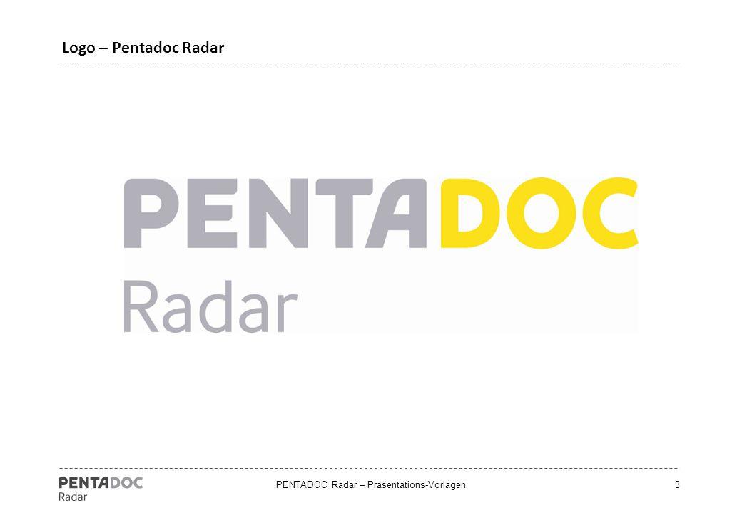 Logo – Pentadoc Radar