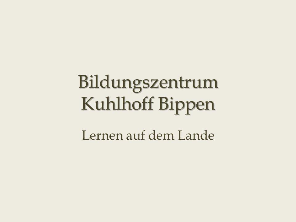 Bildungszentrum Kuhlhoff Bippen