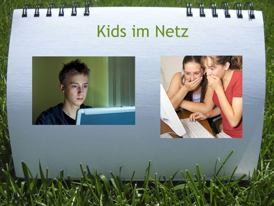 Kids im Netz