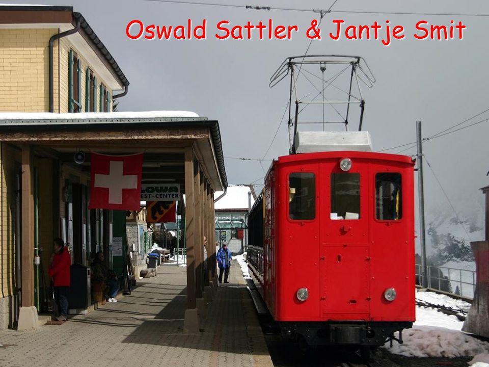 Oswald Sattler & Jantje Smit