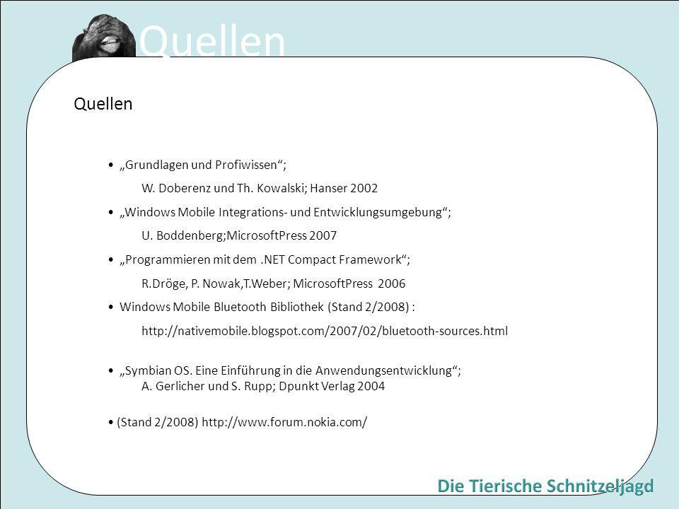 """Quellen Quellen """"Grundlagen und Profiwissen ;"""