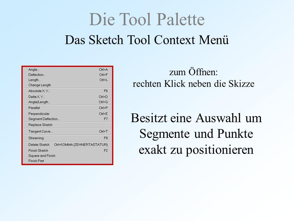 zum Öffnen: rechten Klick neben die Skizze