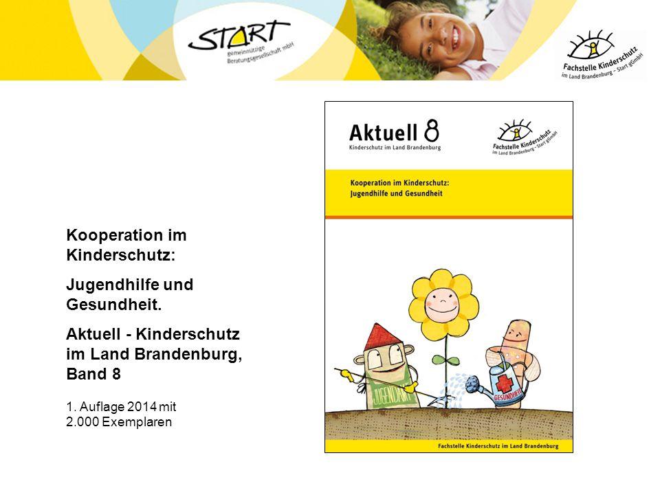 Kooperation im Kinderschutz: Jugendhilfe und Gesundheit.