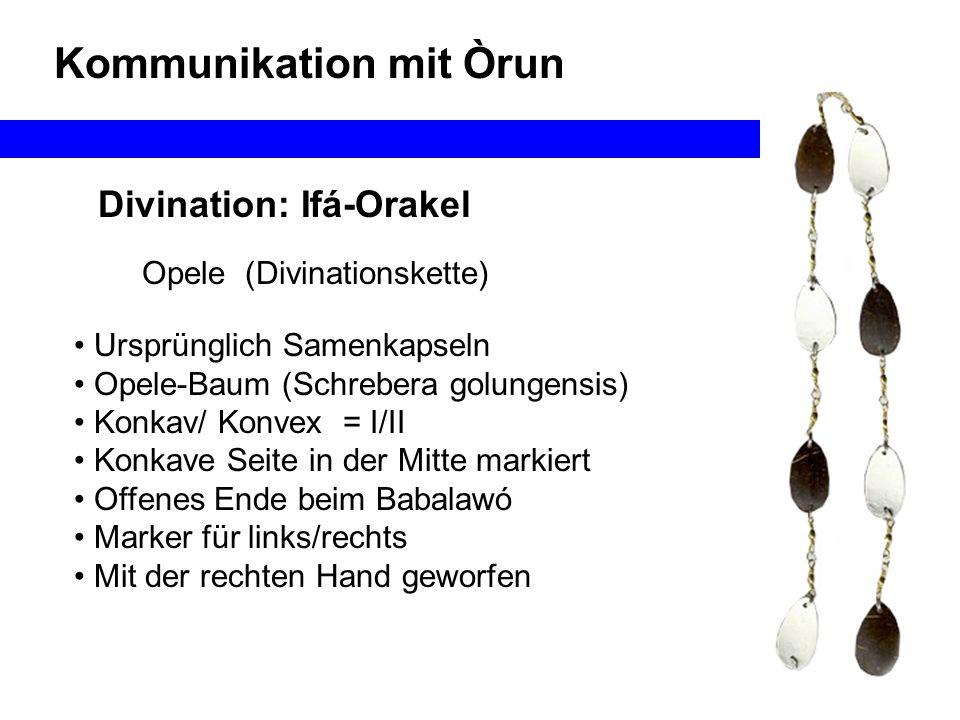 Opele (Divinationskette)
