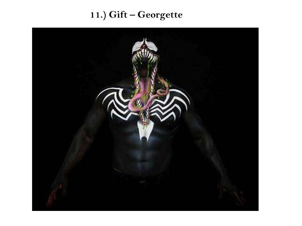 11.) Gift – Georgette