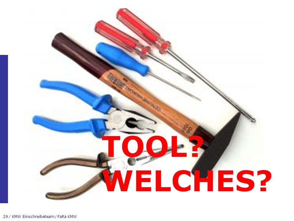 Titel TOOL WELCHES