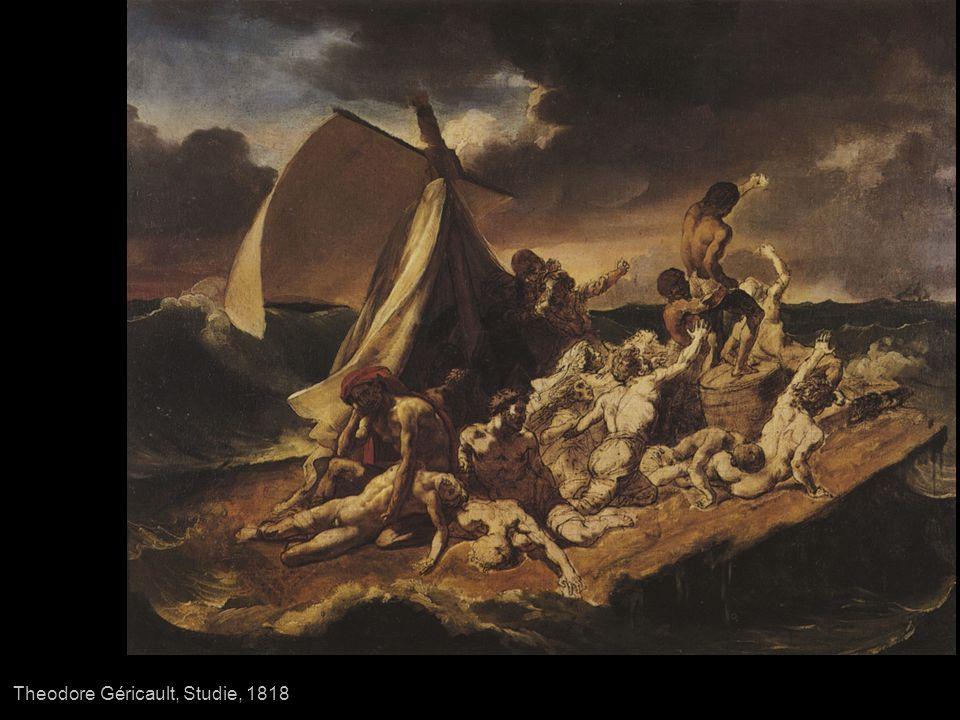 Theodore Géricault, Studie, 1818