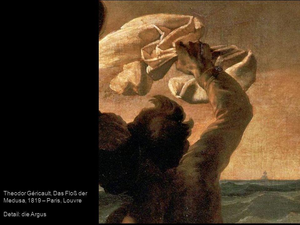 Theodor Géricault, Das Floß der Medusa, 1819 – Paris, Louvre
