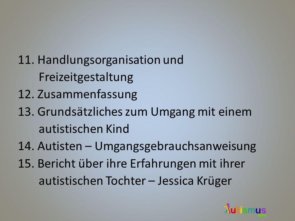 11. Handlungsorganisation und