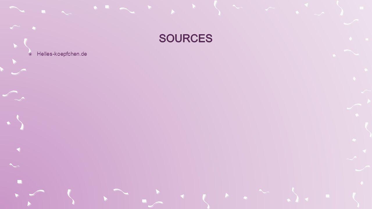 Sources Helles-koepfchen.de