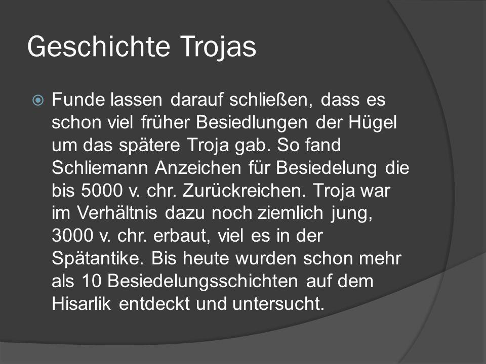 Geschichte Trojas