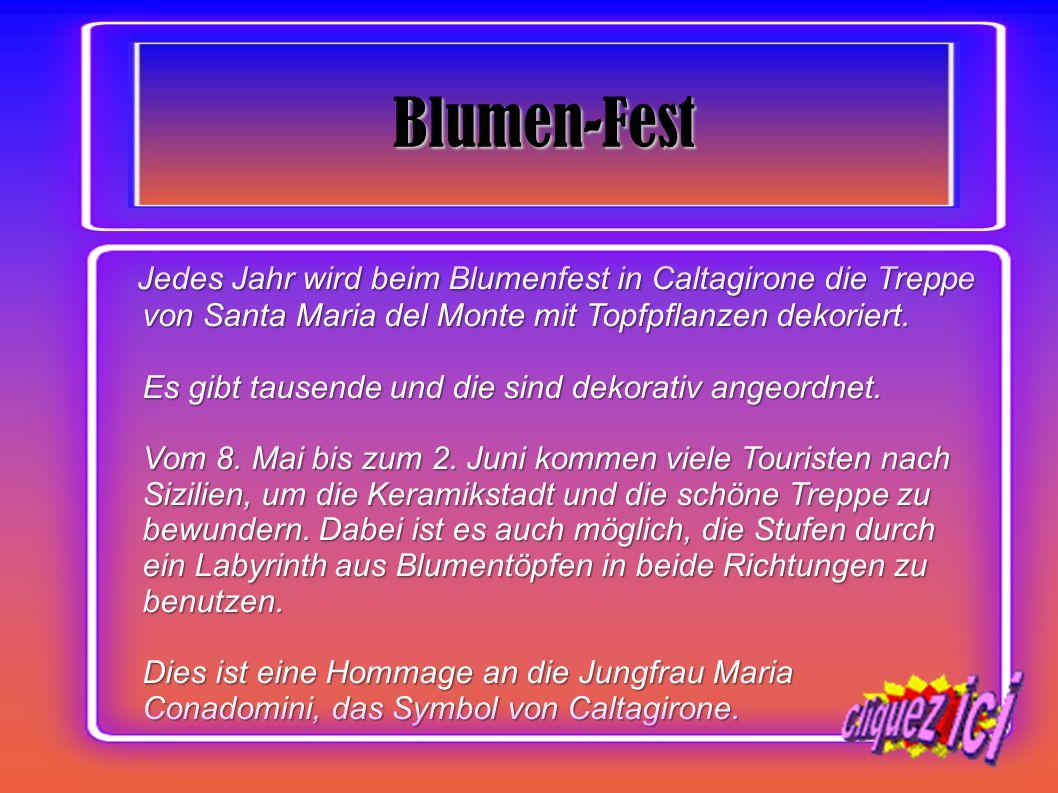 Blumen-Fest