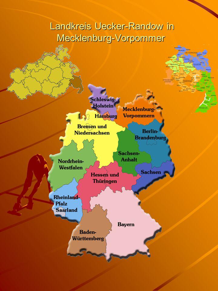 Landkreis Uecker-Randow in Mecklenburg-Vorpommer