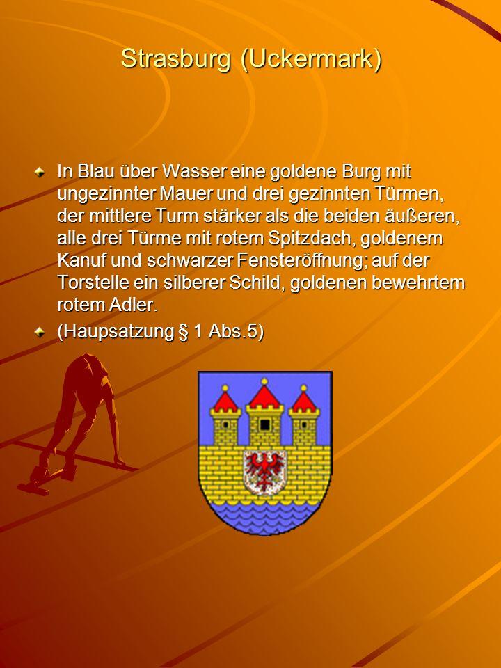 Strasburg (Uckermark)