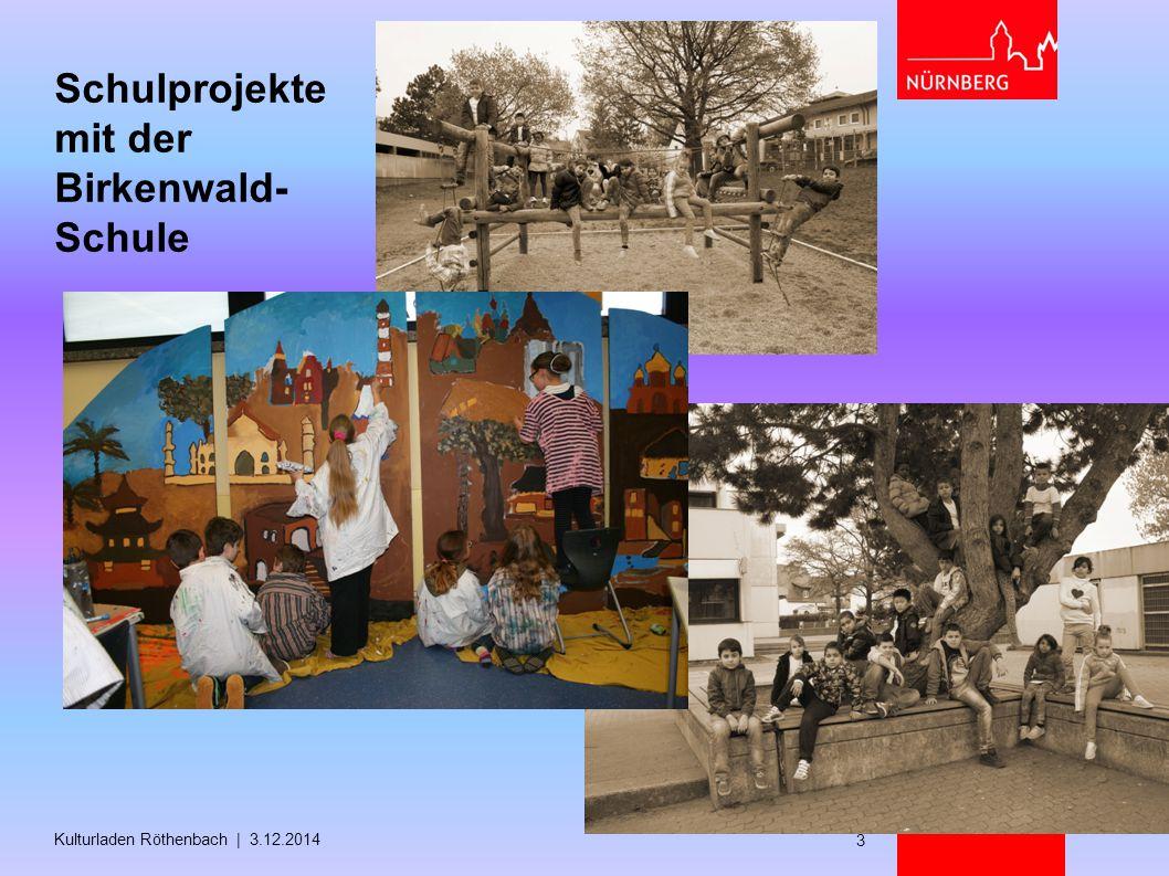Schulprojekte mit der Birkenwald- Schule