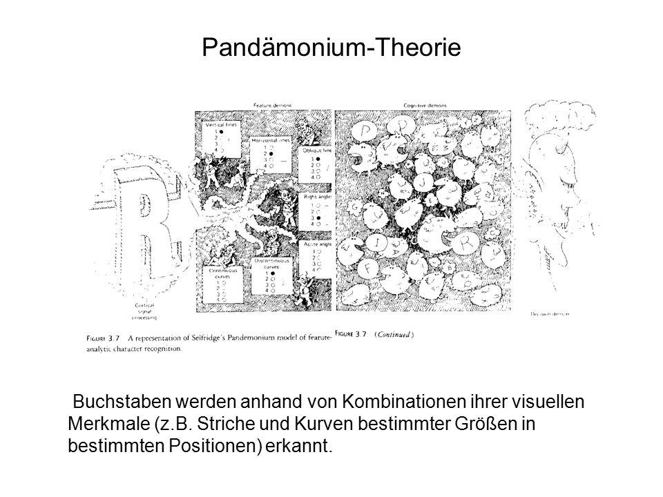 Pandämonium-Theorie