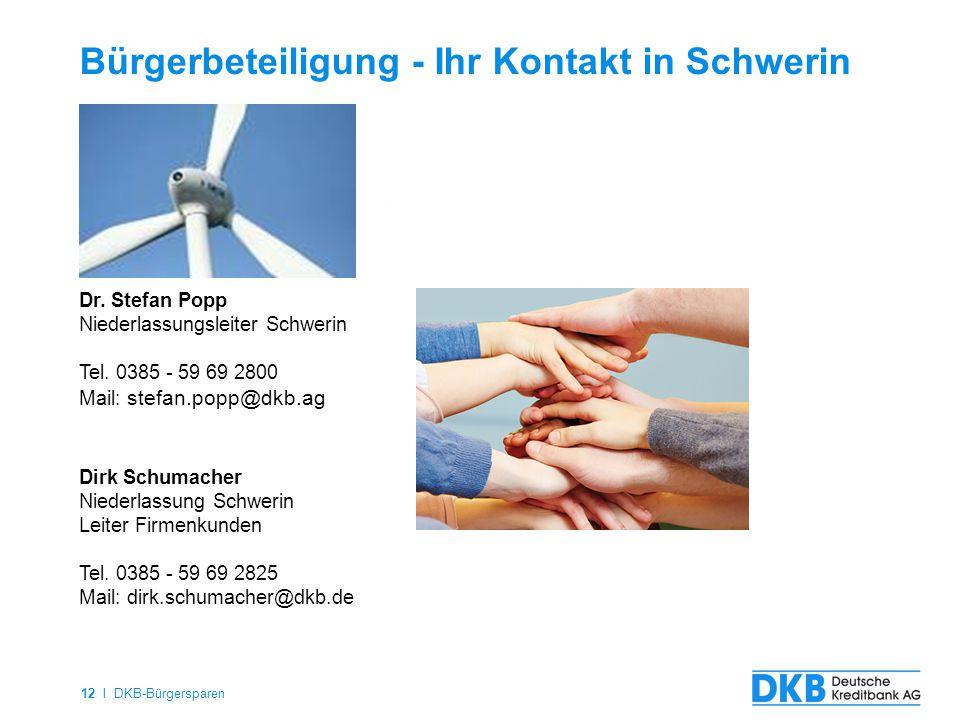 Bürgerbeteiligung - Ihr Kontakt in Schwerin