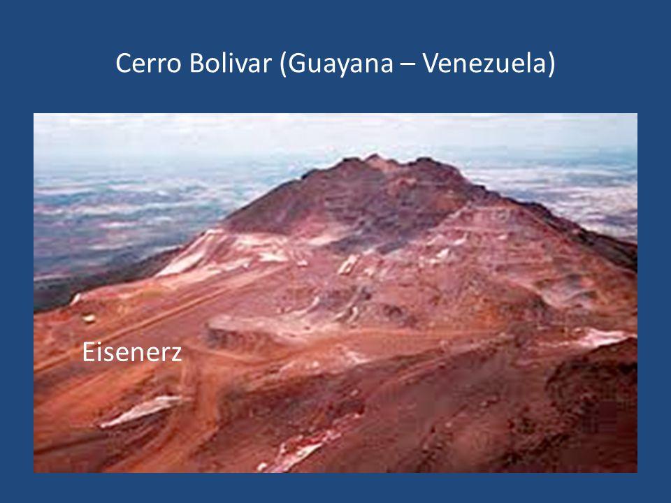 Cerro Bolivar (Guayana – Venezuela)