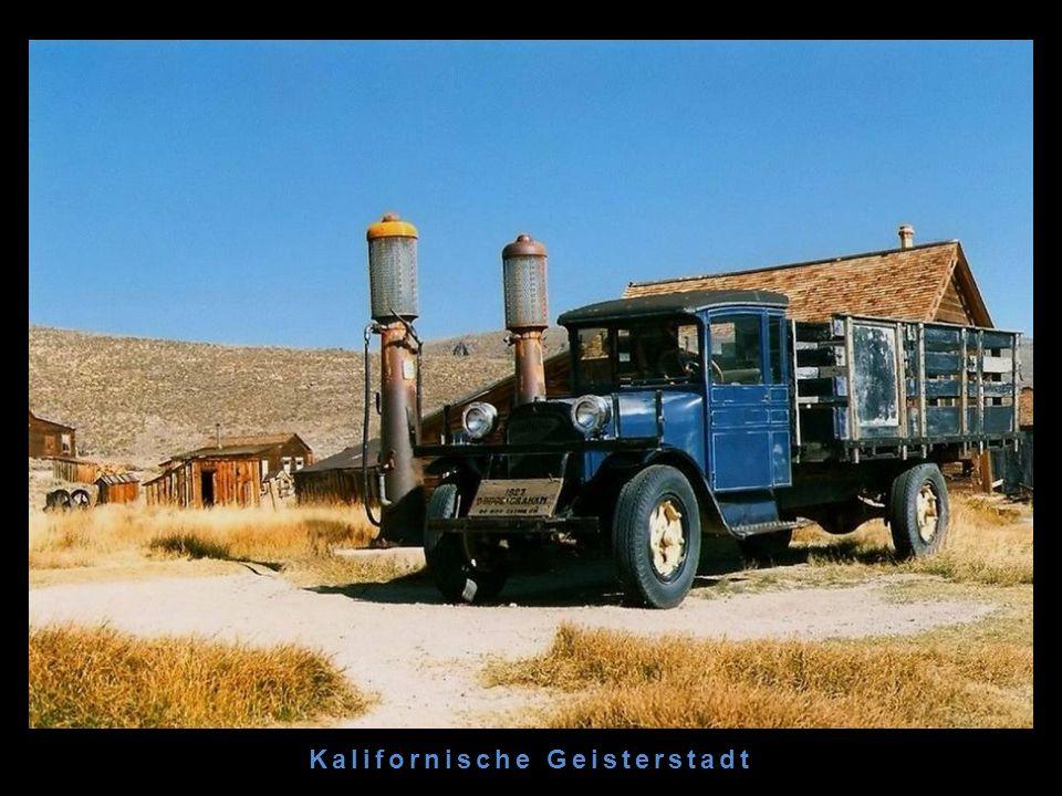Kalifornische Geisterstadt