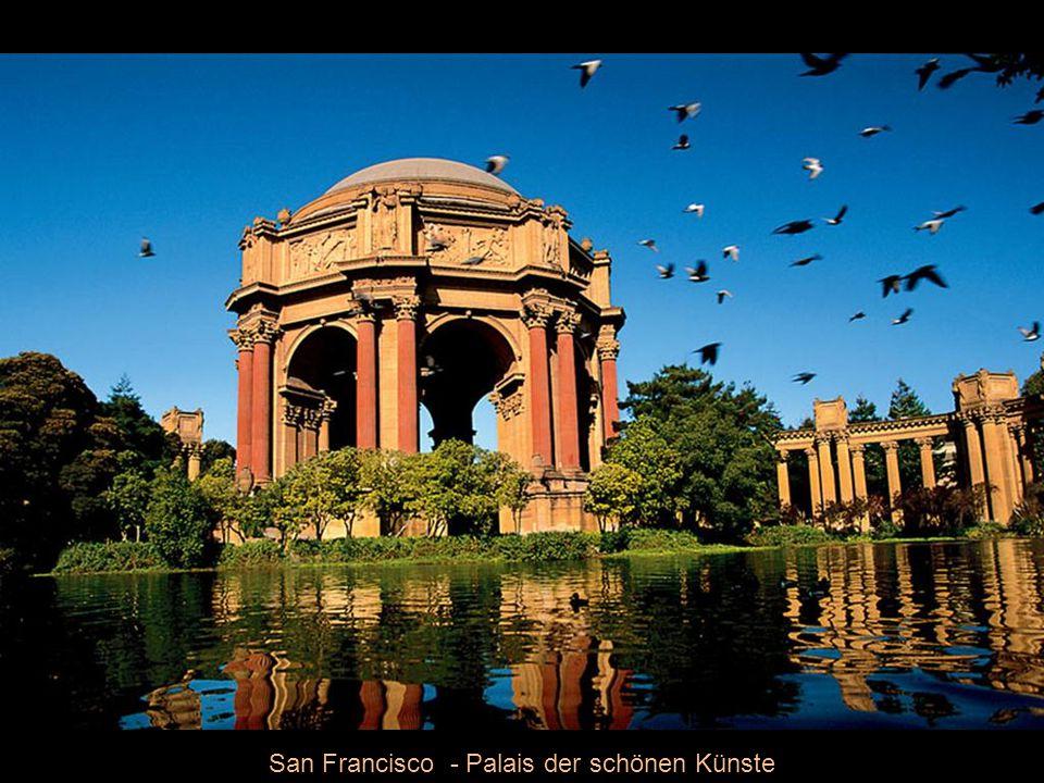 San Francisco - Palais der schönen Künste