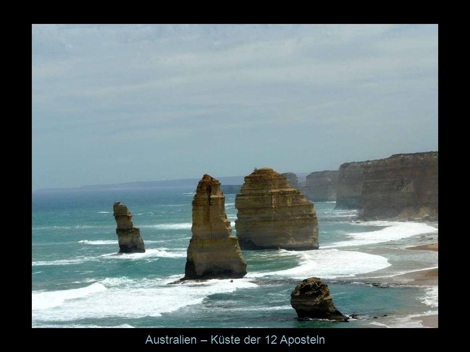 Australien – Küste der 12 Aposteln
