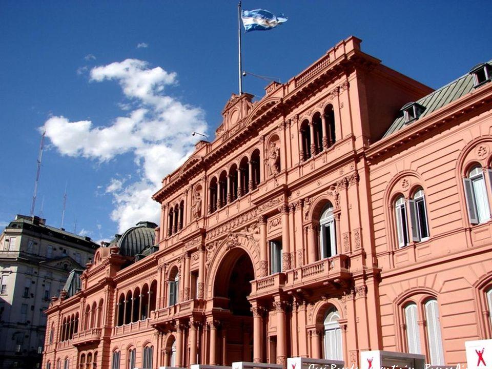 Casa Rosada – Argentinien - Buenos Aires