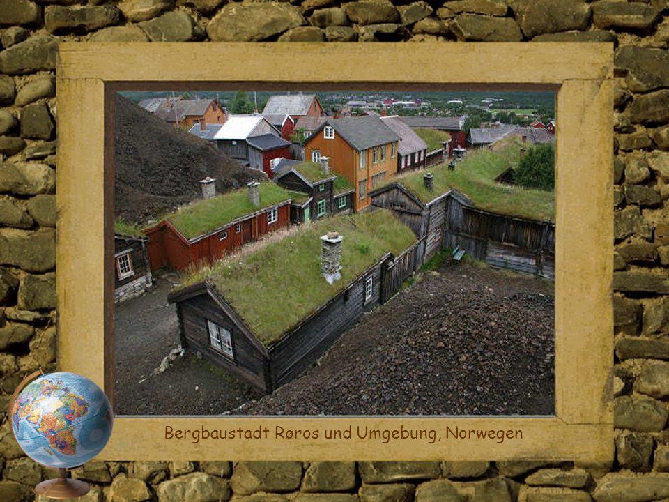 Bergbaustadt Røros und Umgebung, Norwegen