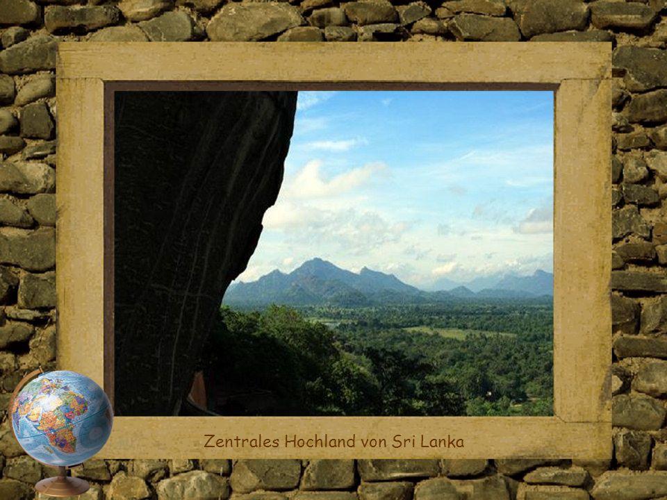 Zentrales Hochland von Sri Lanka