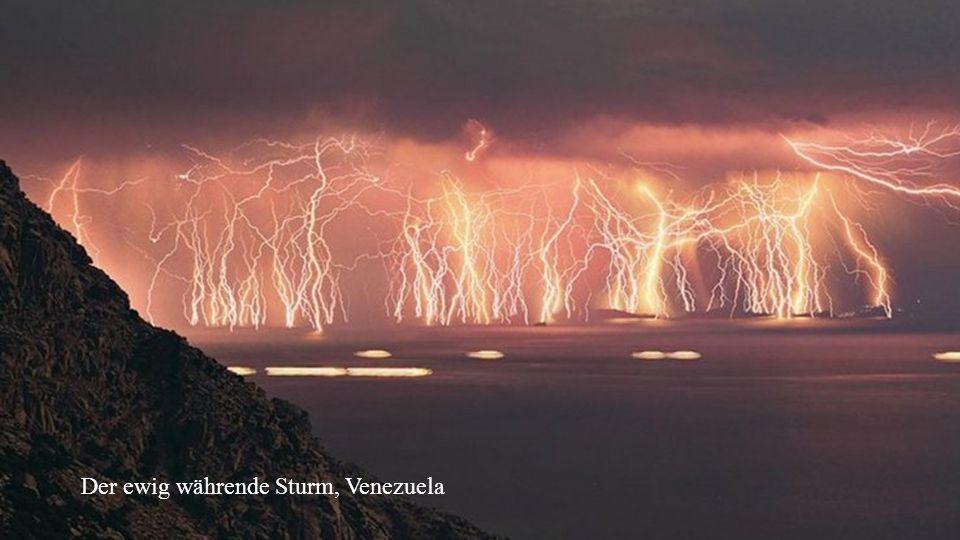 Der ewig währende Sturm, Venezuela