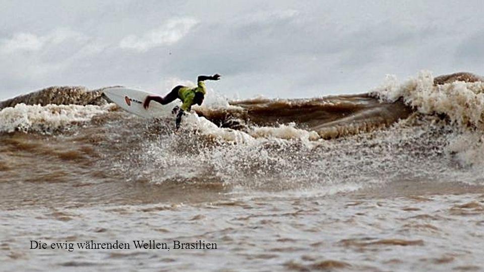 Die ewig währenden Wellen, Brasilien