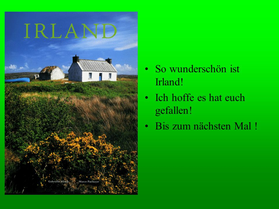 So wunderschön ist Irland!
